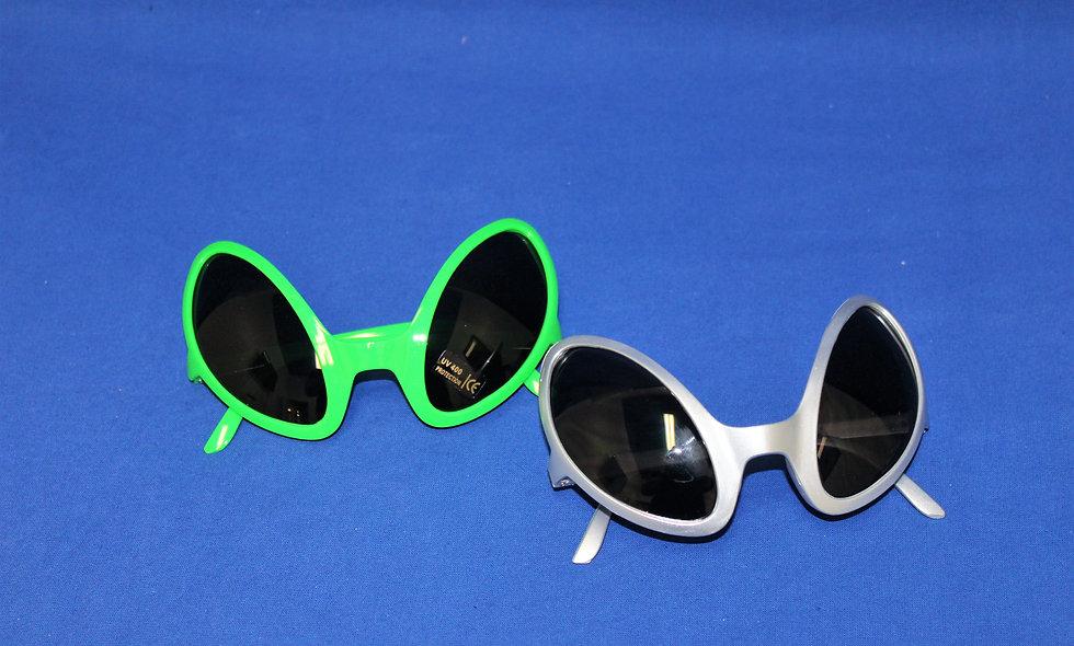 Alien-eyed Sunglasses (Green)