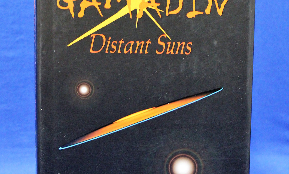 Gamadin Book 3 - Distant Suns