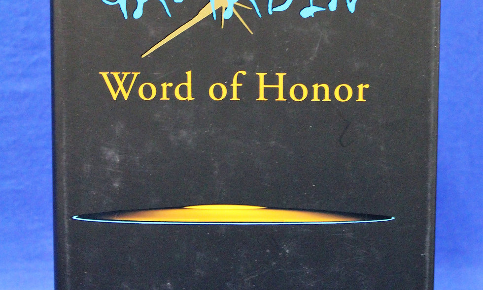 Gamadin Book 1 - Word of Honor