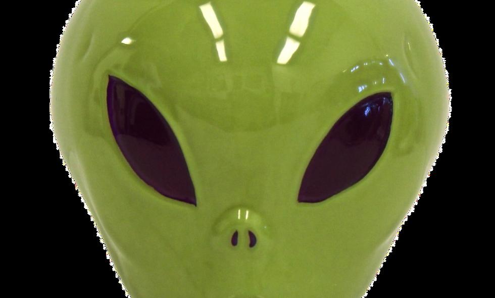 Alien Head Cup