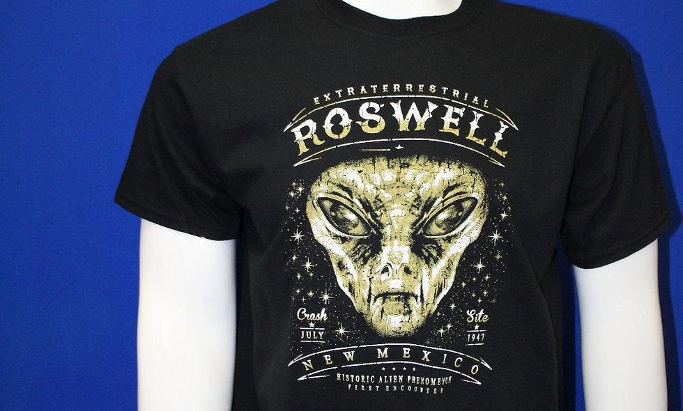 Wild West Alien T-shirt
