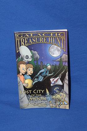Galactic Treasure Hunt #1: Lost City of the Moon