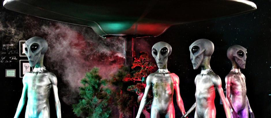 2018 UFO Museum Ufologist Invasion RECAP