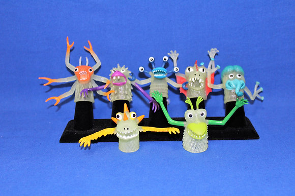 Glow Finger Monsters