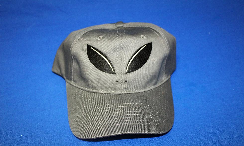 Gray Alien Eyes Hat
