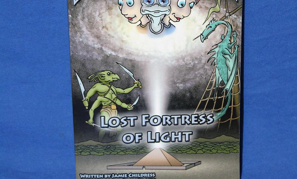 Galactic Treasure Hunt #5: Lost Fortress of Light
