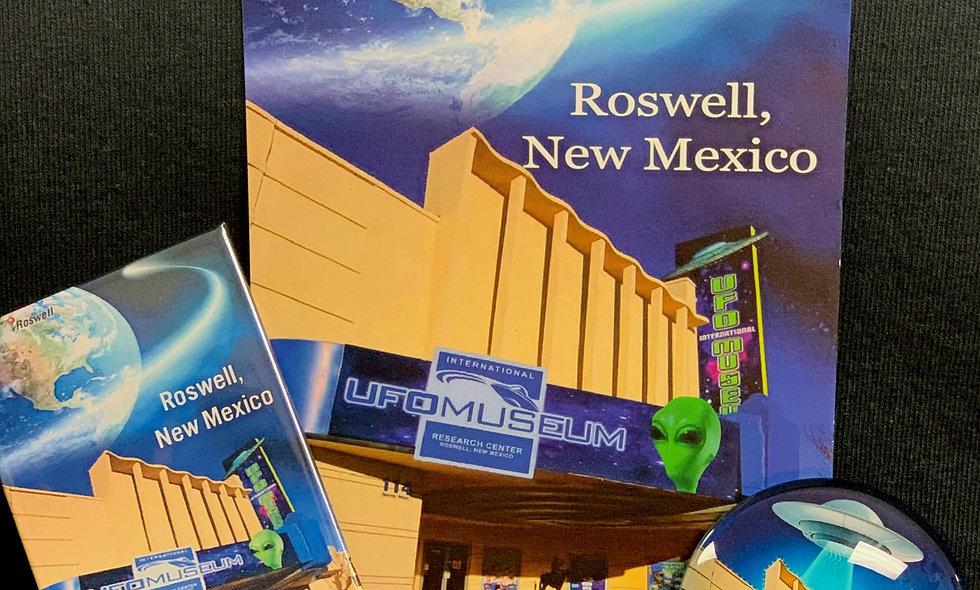 Museum Magnet/Postcard Bundle