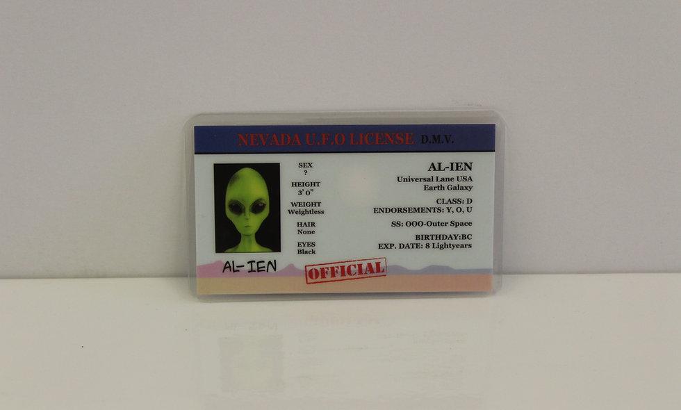 Nevada UFO License