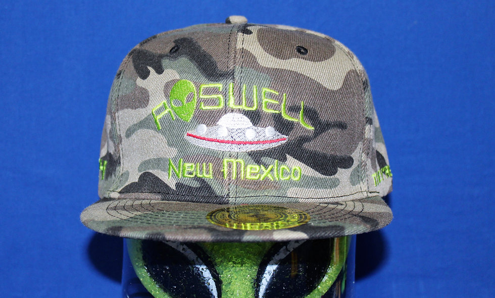Men's Camo Hat