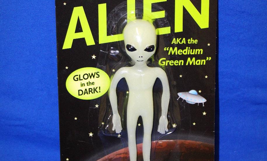 Big Glow Alien