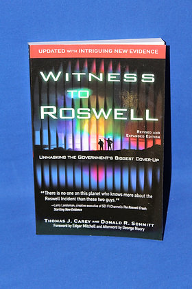 Witness to Roswell: Revised Edition