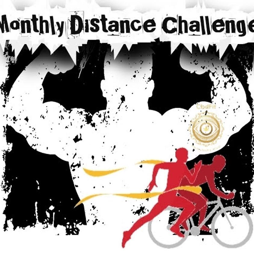 JUNE DISTANCE CHALLENGE.