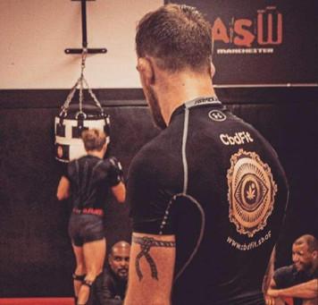 Harry's MMA DEBUT