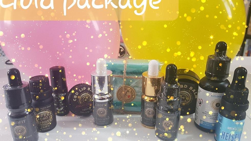 Gift sets, 3 options