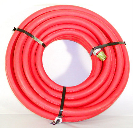 "3/4"" x 75' Red Air MXM Hose"