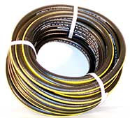 """3/8"""" x 50' Air Hose w/Bend Restrictor (3 Colors)"""