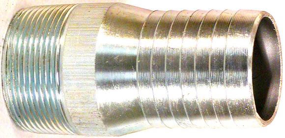 "1½"" Steel Combo Nipple"