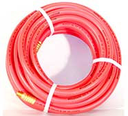 "3/8"" x 100' Air Hose w/Bend Restrictor (3 Colors)"