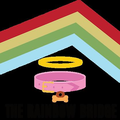 The Rainbow Bridge T-shirt .png