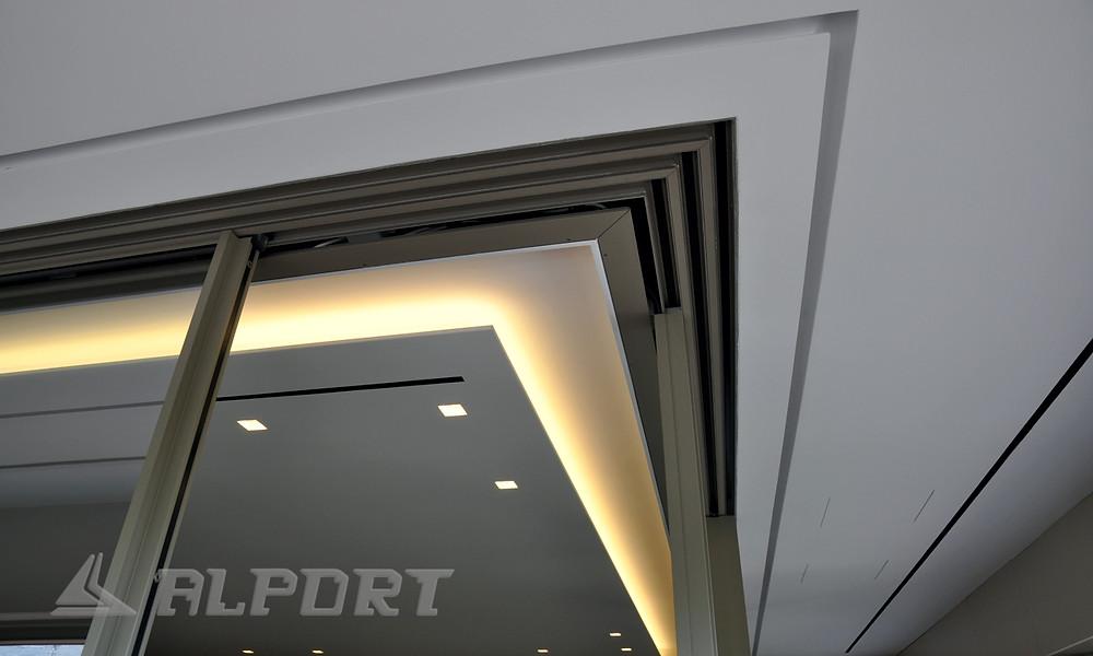 Αυτόματο γωνιακό κούφωμα , Αυτόματο γωνιακό κούφωμα , γωνιακό κούφωμα αλουμινιου με minimal προφιλ ,Κουφώματα λεπτού προφίλ, κρυφά κουφώματα , λεπτά κουφώματα, minimal αλουμινια, minimal aluminium window frames,Minimal Frame Windows, minimalist windows, frameless sliding windows