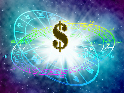 Astrology: Prosperity Report - Specialized Natal