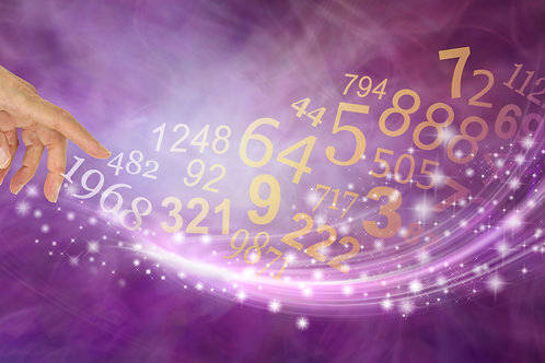 Numerology:  Complete Personality Profile with 1-Year Forecast