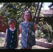 Jody and I 1967