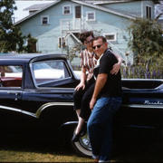 Mom and Dad 1956