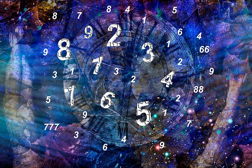 Numerology:  6-Month Forecast