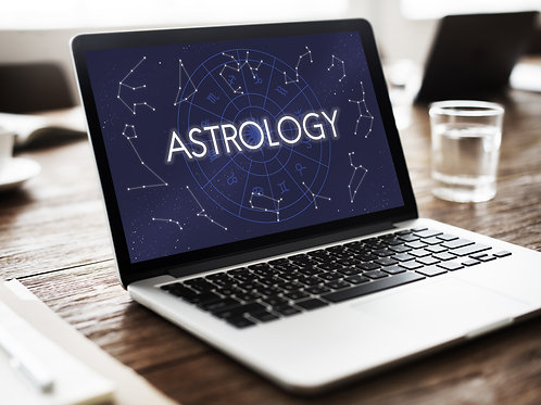 Consultation: Astrology Session with Report Option