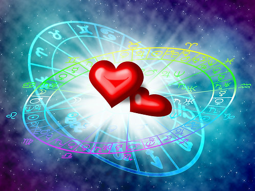 Astrology: Relationship Analysis Psyche-Eros Report