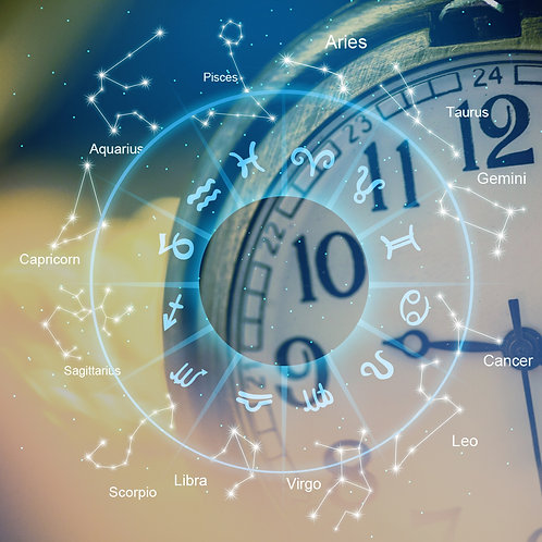 Astrology Timing: Unknown Birth Time Rectification Chart