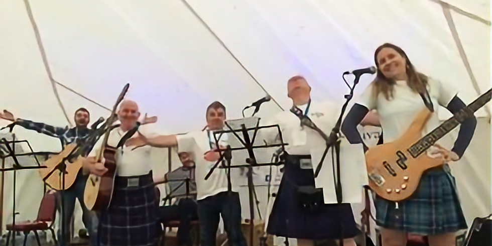 Balvaig bothy style Music Session