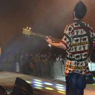 Sardinia reggae festival 2014 - Paulinho Feat Emplexis