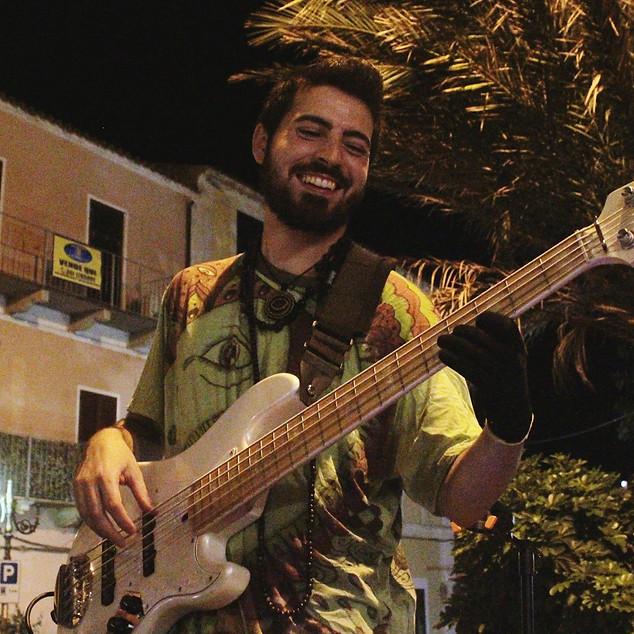 Smiling - Live La Maddalena