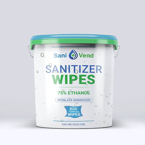 Sani Vend Disinfectant Wipes (240 Pack)