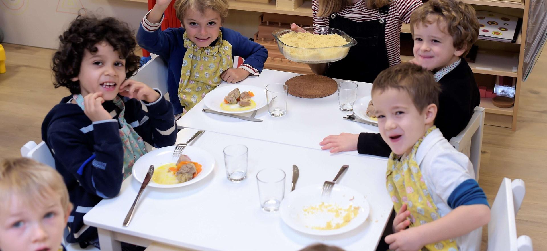 Evo's School Repas.JPG