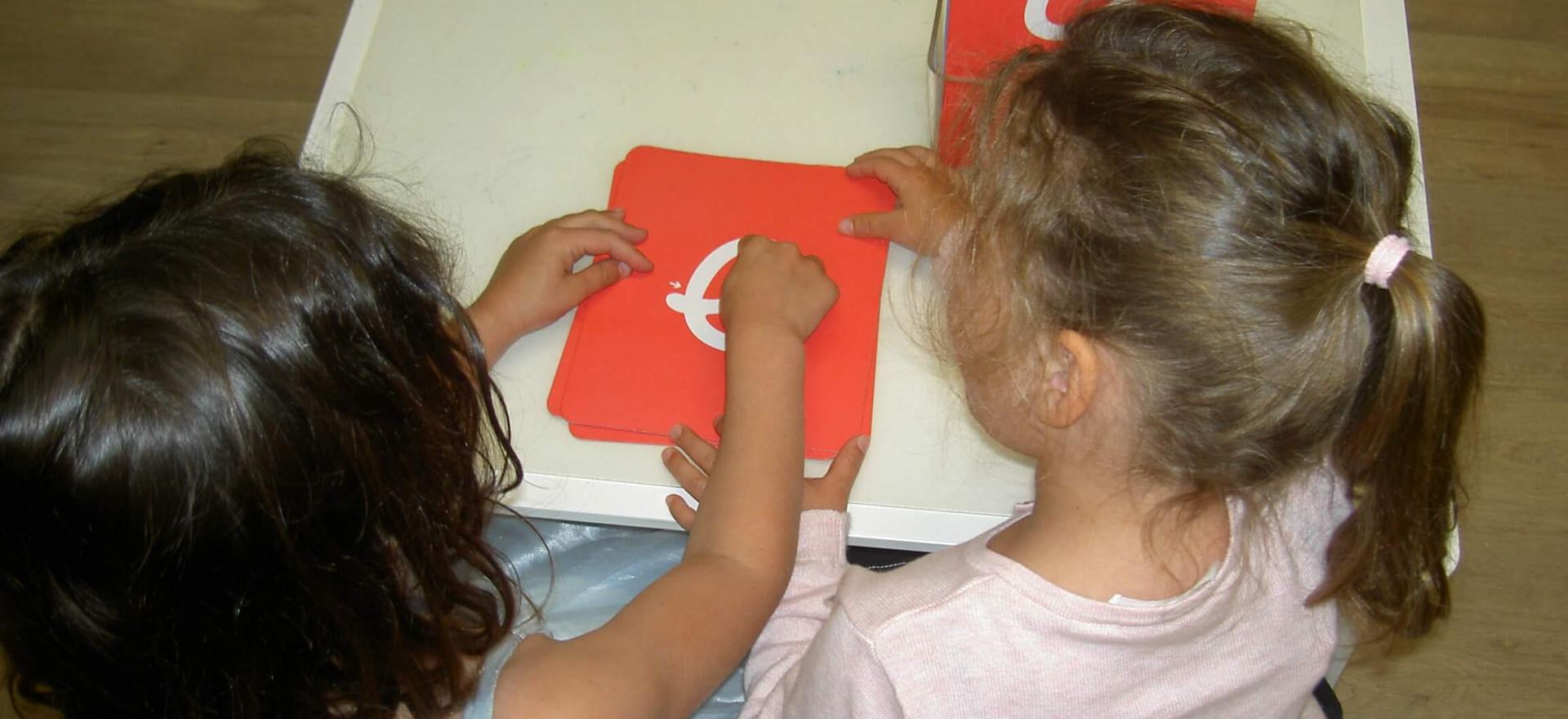 apprentissage de la lecture entre pairs