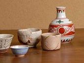 陶芸巨匠の酒器