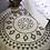Thumbnail: Etnik rond tapijt