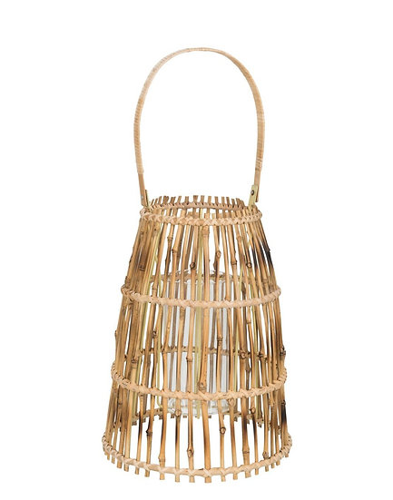 Wndlicht spijl bamboo natural small