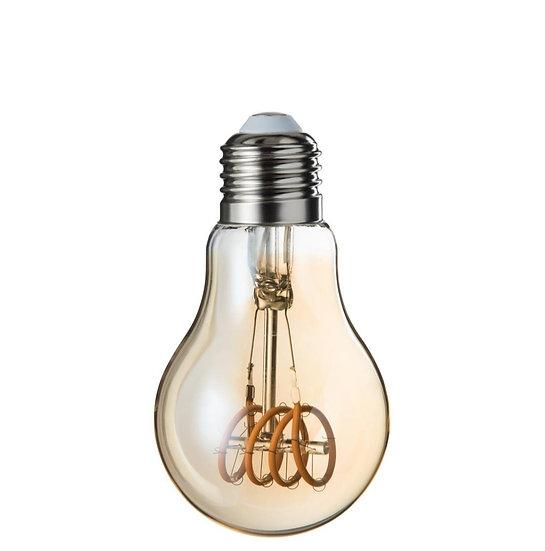 Ledlamp a19 amber 4 loops e27