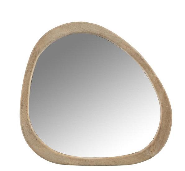 Spiegel onregelmatig mangohout small