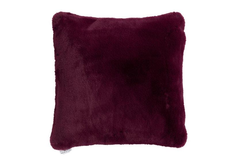 Kussen cutie polyester paars