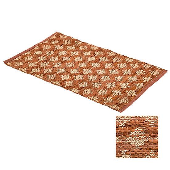 Lederen tapijt