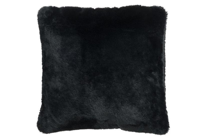 Kussen cutie polyester zwart
