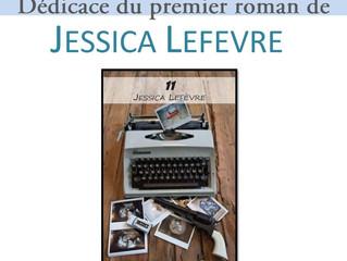 Dédicace de Jessica Lefèvre