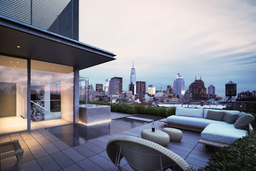 Elegant and Exclusive First Project by Architect Tadao Ando in New York City