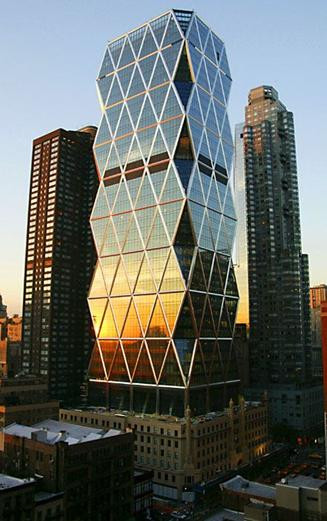 Hearts Coorporation , NY ( Norman Foster )