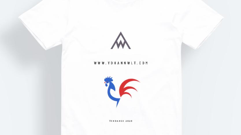 Supporter Vendange 2020 - Tshirt